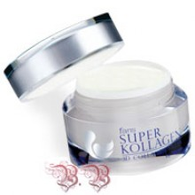 Крем для лица СУПЕР КОЛЛАГЕН Faris SUPER KOLLAGEN face kream 3d Collagen Filter 30 gr.- 180 гр. брутто