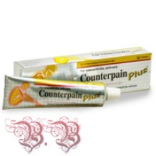 COUNTERPAIN PLUS болеутоляющий гель с пироксикамом 25 гр.- 45 гр.брутто