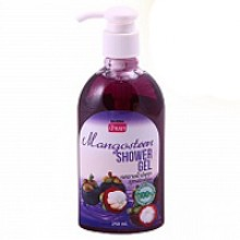 Гель для душа «Мангостин» Banna Shower gel Mangosteen 250 ml.- 320 гр. брутто