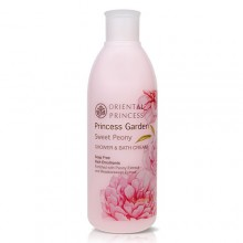 Крем - гель для ванны и душа Oriental Princess Princess Garden Sweet Peony Bath Shower Cream 250ml.- 335 гр.
