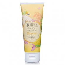 Банановая лечебная маска Oriental Princess Tropical Nutrients Banana Hair Treatment Enriched Formula 200 ml.- 280 гр.